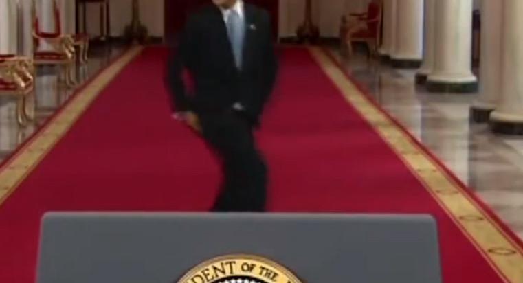 Obama trop swag