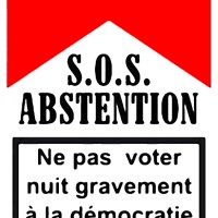 L'abstention nuit gravement à la démocratie