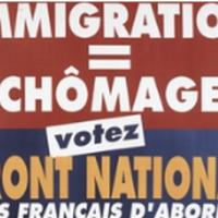 Selon le FN, immigration = chômage